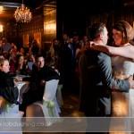 Sam & Carl's first dance on their wedding day.
