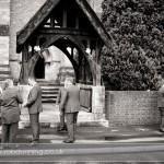 Outside of Millbrook Trinity Church Southampton