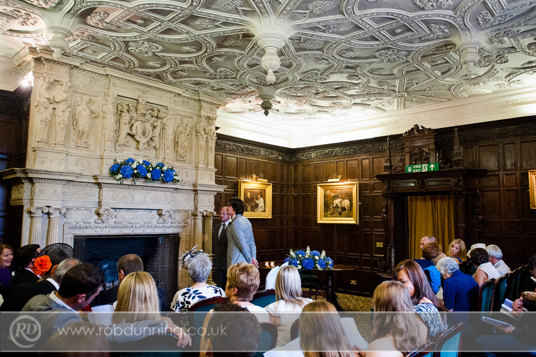 New Place Wedding Photography in the Bristol Room