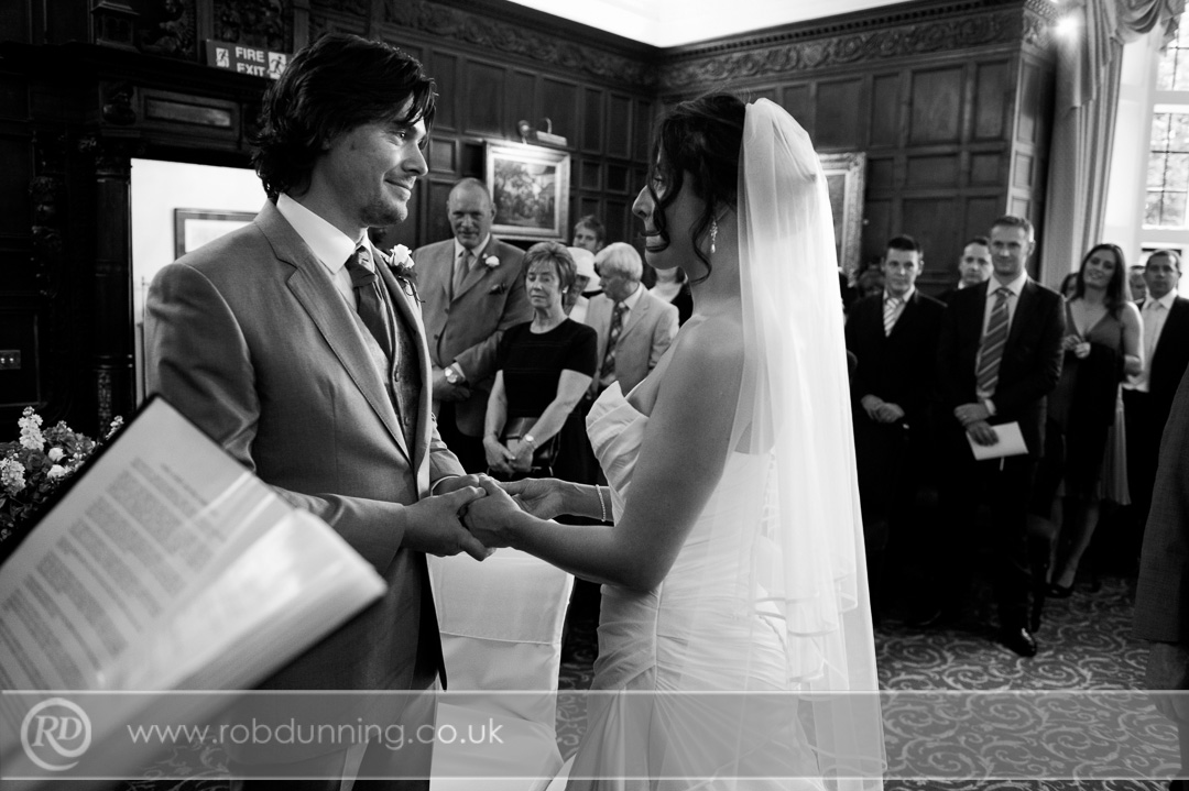 New Place Wedding Photography - Civil Ceremony taking place in The Bristol Room