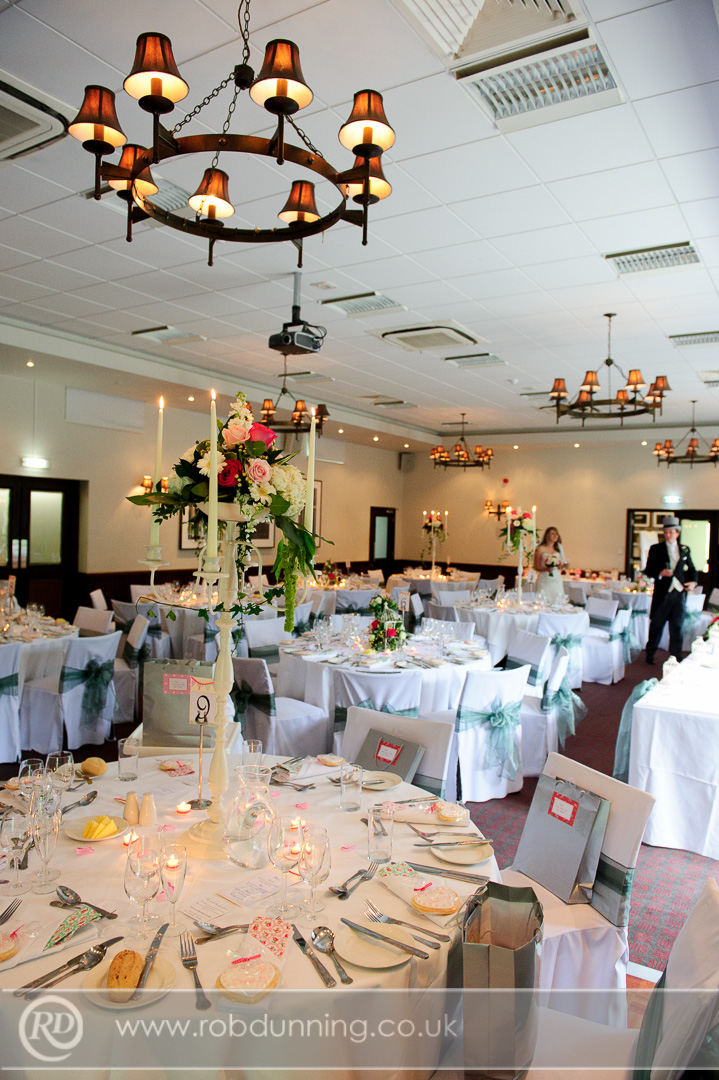 Ivory and pastel pink wedding theme in the Arden Suite New Place Wedding Photography.