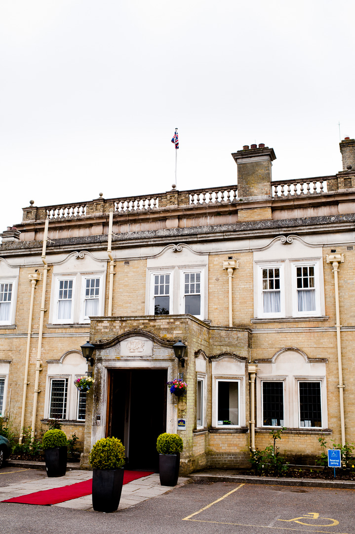 Chilworth Manor Southampton
