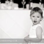 Bartley Lodge Wedding - Pure cuteness.