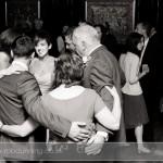 Bartley Lodge Wedding - A wedding dance and a wedding hug ... perfecting combination.